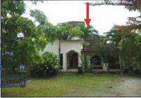 บ้านเดี่ยวหลุดจำนอง ธ.ธนาคารอาคารสงเคราะห์ มะนังดาลำ สายบุรี ปัตตานี